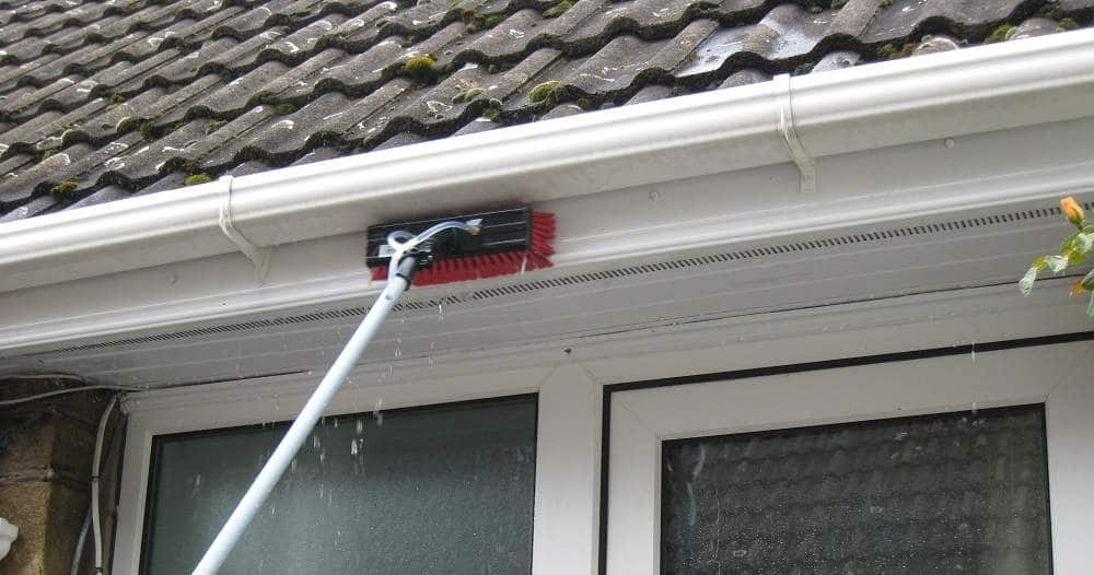 Fascia and Soffit Cleaning Nottingham